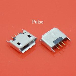10 шт./лот для JBL Charge Flip 3 2 Pulse 2 Bluetooth Speaker female 5 pin 5pin Micro USB Jack Разъем зарядного порта