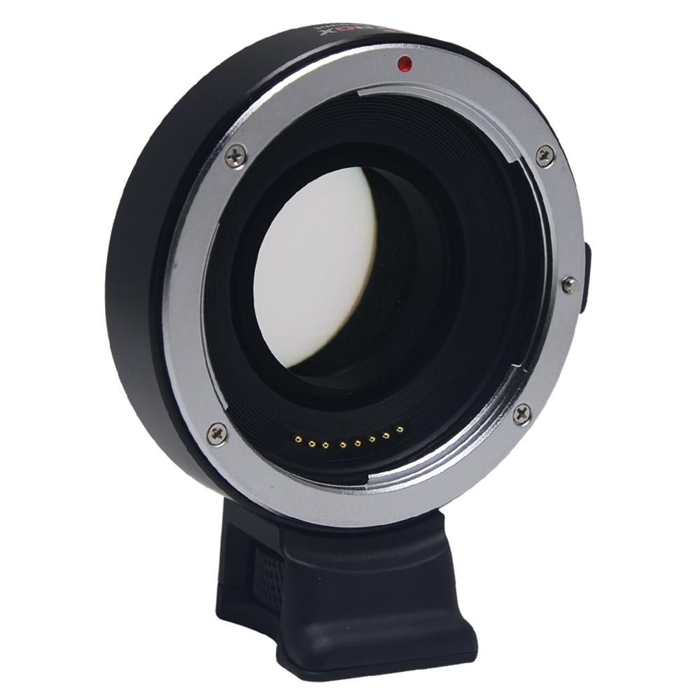 Viltrox EF E Auto Focus Reducer Speed Booster Lens Adapter for Canon EF Lens to Sony NEX E Camera A9 A7 A7R A7SII A6500 NEX 7