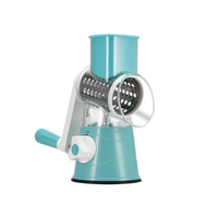 Multi function Chopper Manual Rotating Grater Vegetable Fruit Cutter Kitchen Gadgets Lhipping For Drop Ship