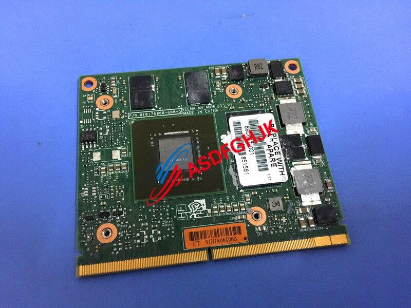 Original for HP 690637-001 QUADRO K2000M 2 GB N14P-Q3-A2 MXM 3.0 una Laptop Tarjeta De Video  100% work perfectly schock мойка кухоннаяschock quadro 60 n 100 мокка