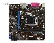 Подержанные оригинальная для MSI B85M-P33 B85 материнская плата LGA1150 USB3.0 SATA3.0 LPT