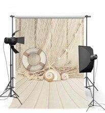 Cena Imagem Do Partido náutico backdrops Vinil Fotografia Fundos pano de Alta qualidade de Impressão Computador do chuveiro de bebê