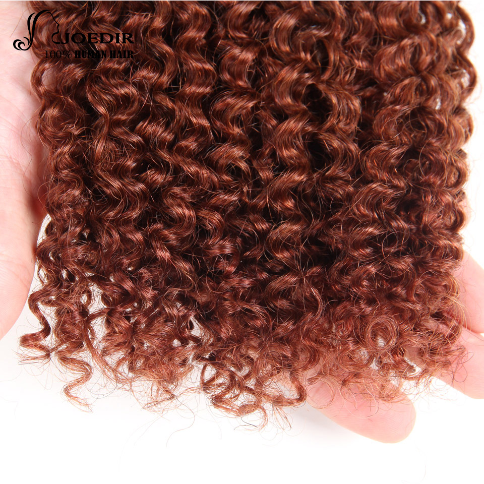 Joedir Hair Brazilian Water Wave 1 Piece Remy Hair Bundles 113g Färg - Skönhet och hälsa - Foto 6