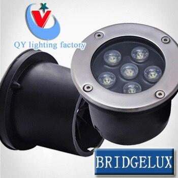 4 stücke DHL Fedex ups 24w led bühne licht LED outdoor lampe licht led boden licht LED boden licht-in LED-Erdlampen aus Licht & Beleuchtung bei
