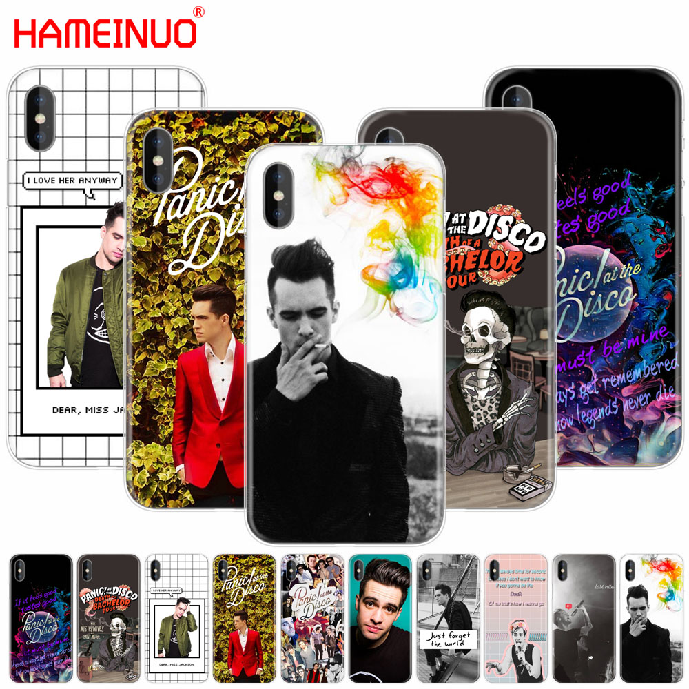Brandon Urie Panic At The Disco iphone case