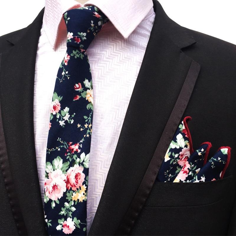 Erkekler için yeni erkek moda bağları kravat seti takım cep kare - Elbise aksesuarları - Fotoğraf 2