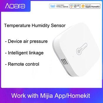 New Original Aqara Temperature Humidity Sensor Smart Home Device Air Pressure Work With Android IOS APP Fast Ship https://gosaveshop.com/Demo2/product/new-original-aqara-temperature-humidity-sensor-smart-home-device-air-pressure-work-with-android-ios-app-fast-ship/