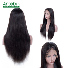 Full Lace Human Hair Wigs Straight Hair Full Lace Wigs PrePlucked With Baby Hair Indian Full Lace Wigs Human Hair With Baby Hair