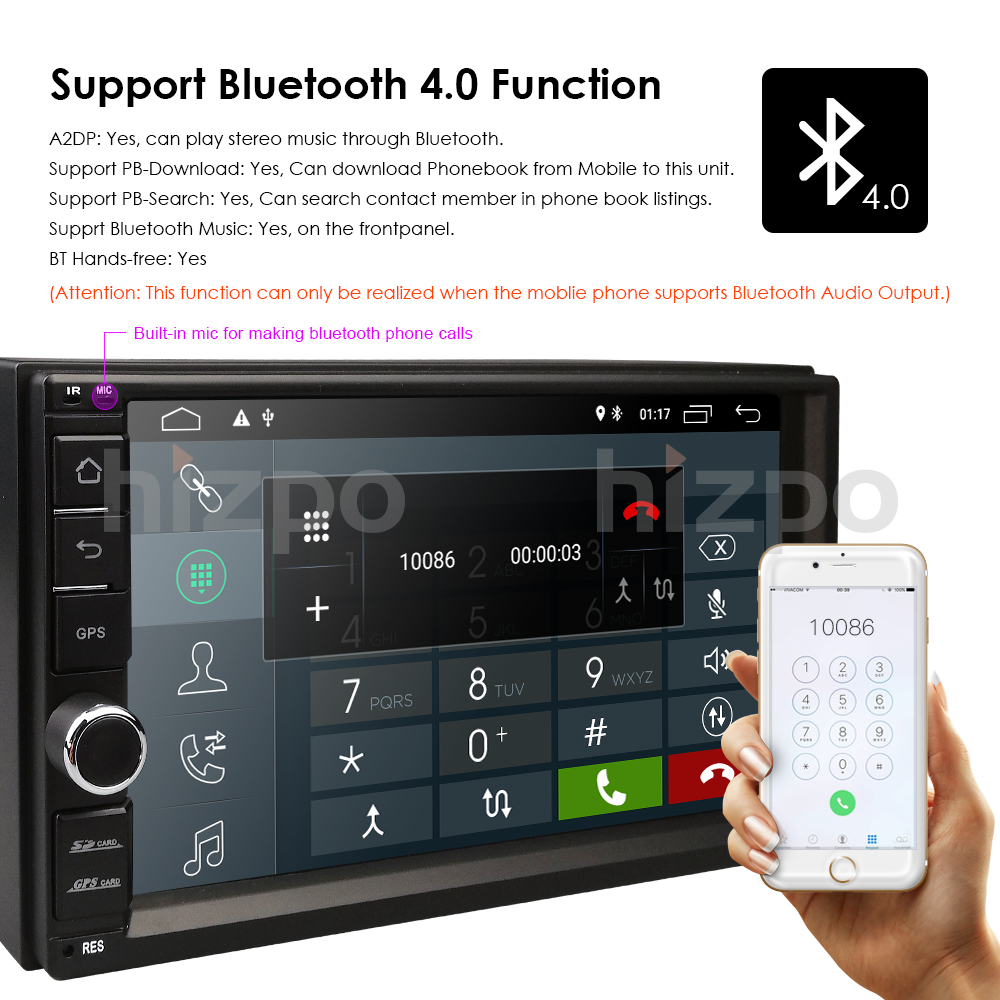 TPMS DVD Bluetooth cùng 12