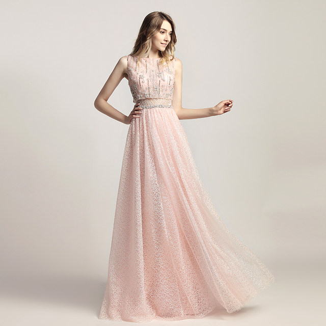 Elegant Evening Long Dresses