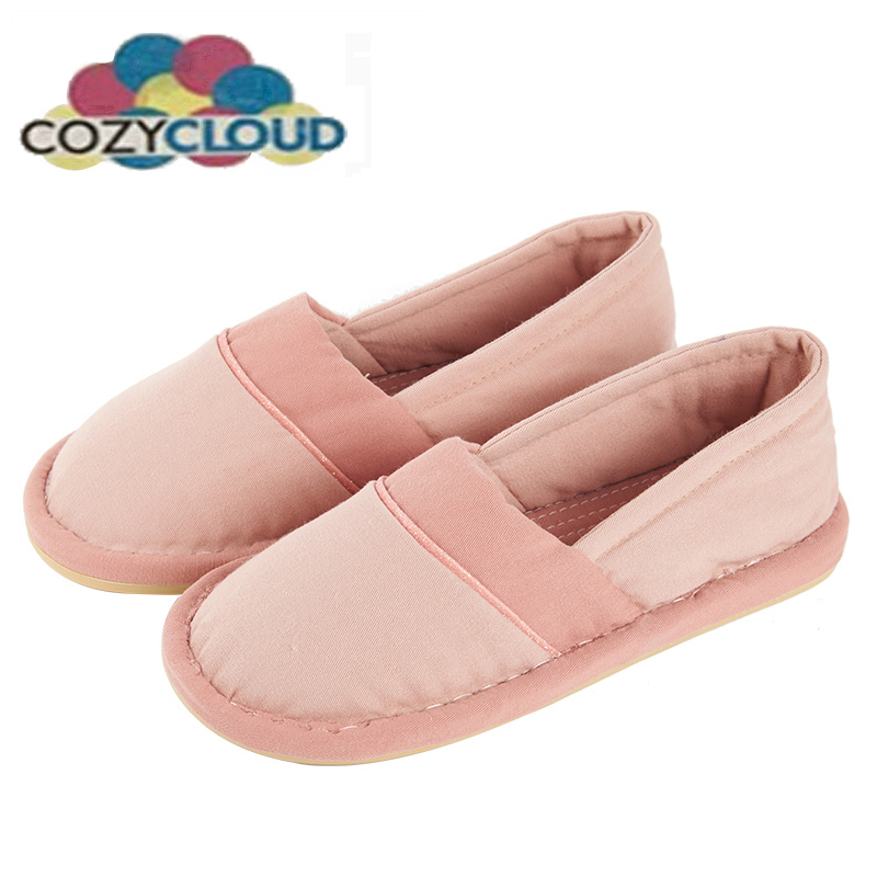 COZY CLOUD For Pregnant Women Home Slippers Plush Warm