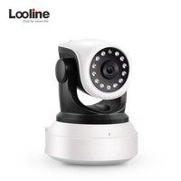 Caméra IP Wi-fi Sans Fil WIFI CCTV Caméra Baby Monitor Intérieure Webcam alarme Soutien 128G TF Carte de Sécurité Surveillance Camara