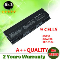 Wholesale New 9cells Laptop Battery FOR DELL Inspiron 1520 1521 1720 1721 530S GR995 KG479 NR222