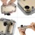 Extreme sports case capa à prova d' água de 170 graus wide angle lens para iphone 6 & 6 s embutido mais para gopro adaptador