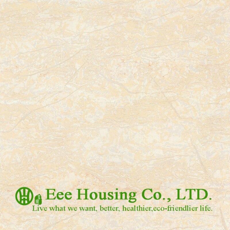 600mm 600mm Double Loading Polished Porcelain Floor Tiles For Residential Good Abrasion Resistance