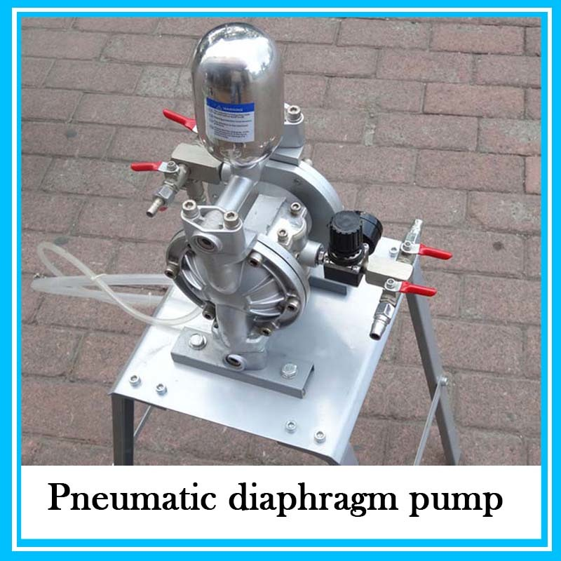 High Quality 35L/min Mini Double Way Pneumatic Ink Diaphragm Pump