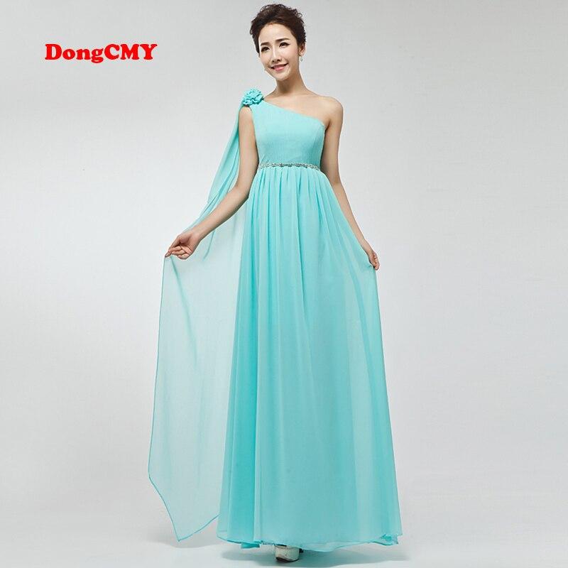 DongCMY 2017 new married long design red forma female vestido de festa plus size robe de soiree   evening     dress