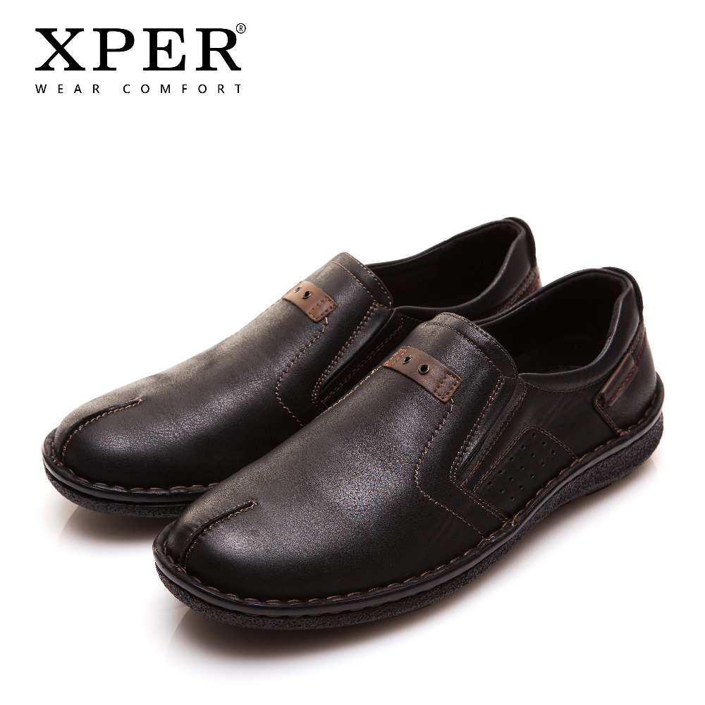 XPER Men Loafers Spring Summer Comfortable Man Casual Shoes