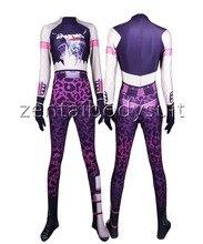Halloween leader power Cosplay Costume Bodysuit Zentai Suit Kostuum volwassenen/kinderen/ kids