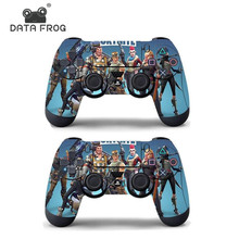 Knowledge Frog Fortnite Sticker For Sony PS4 Sport Controller Pores and skin Stickers 12 sorts to decide on Decal Vinyl For Fortnite Sport 2pcs