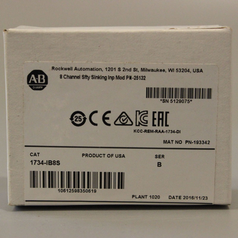 1734 IB8S 1734IB8S PLC Controller New Have in stock