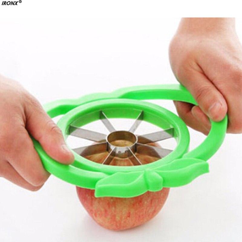 Fruit Seeder Remover Perfect Corer Slicer Easy Cutter Cut Fruit Knife Cutter for Apple Pear LA67
