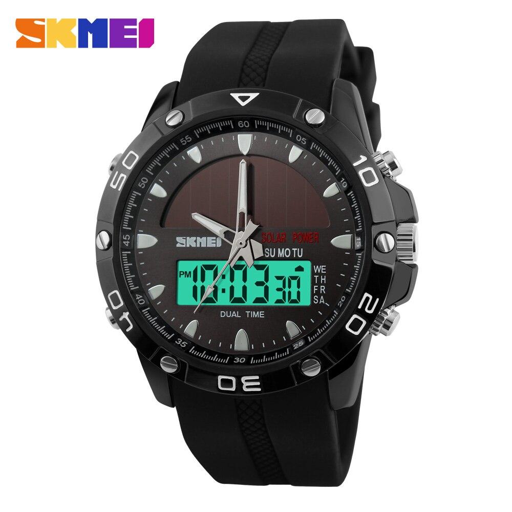 SKMEI Sport Watches Men Clock Men's Watch Top Luxury Man Wrist Watch Water Resistant Chronograph Fashion relogio masculino 1064