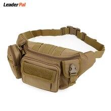 Multifunktionale Hüfttasche Taktik Military Einzelnen Schulter Hüfte Gürteltasche Fanny Packs Wasserdicht Taille Tasche 7 farben