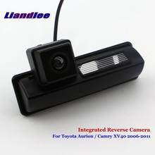 Liandlee Автомобильная камера заднего вида для toyota aurion