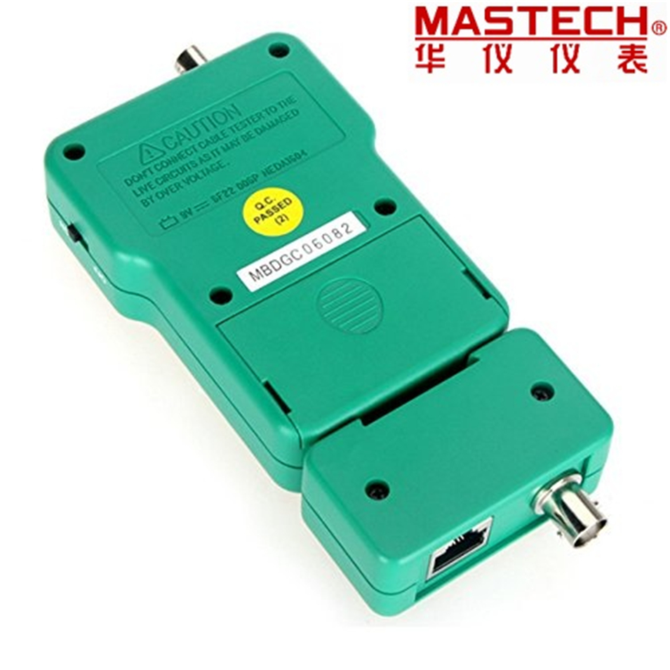 Mastech Ms6810 Coaxial Cable Bnc Network Wire Line Tester Detector Live Circuit Tracker In Multimeters From Tools On Alibaba Group
