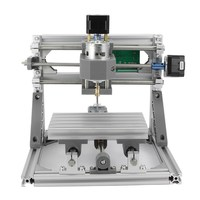 DIY CNC 2418 GRBL Control CNC Machine Working Area 24x18x4 5cm 3 Axis Pcb Pvc Milling