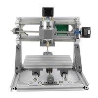 DIY CNC 2418 GRBL control CNC Machine Working area 24x18x4.5cm 3 Axis Pcb Pvc Milling Machine Wood Router Carving Engraver