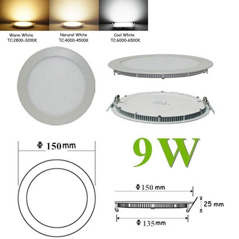 LAIMAIK lubų šviestuvas AC85-265V LED skydelis šviesos LED lubų - LED Apšvietimas - Nuotrauka 3