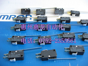 [ZOB] Supply of new imported omron Omron micro switch V-153-1C25 long pendulum  --30PCS/LOT