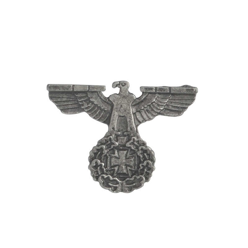 Perang Dingin Enamel Bendera Rusia Tank Jerman Pengeboman Pesawat Kapal Perang Eagle Lencana Bros Kerah Pin Hadiah Militer Penggemar