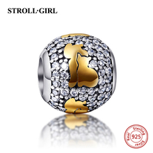 HOT sale Fit Original Pandora Bracelet silver 925 color Enamel Charms Beads DIY sterling-silver-Jewelry Making for women Gifts hot sale animal fish with color cz pendant charms beads fit pandora bracelet 925 silver original jewelry making for women gifts