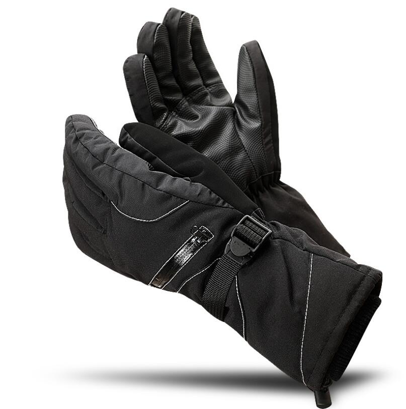 2018 Ski Gloves Fleece Snowboard Gloves Snowmobile