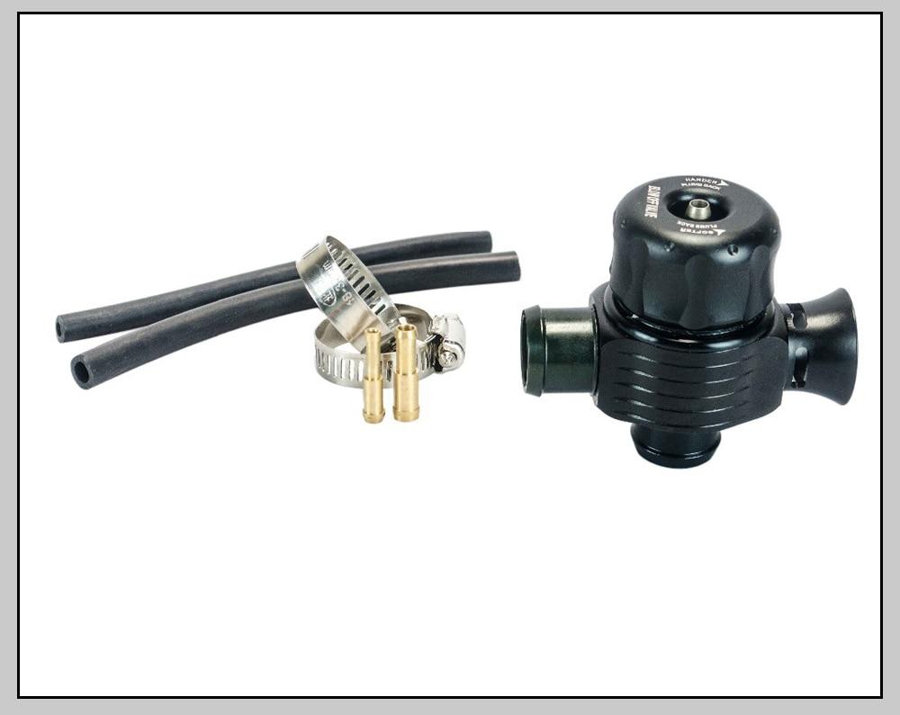 Турбо дивертер дамп Bov предохранительный клапан двойной порт для VW MK4 Golf Polo GTI 1,8 T Saab Turbo VR5744BK