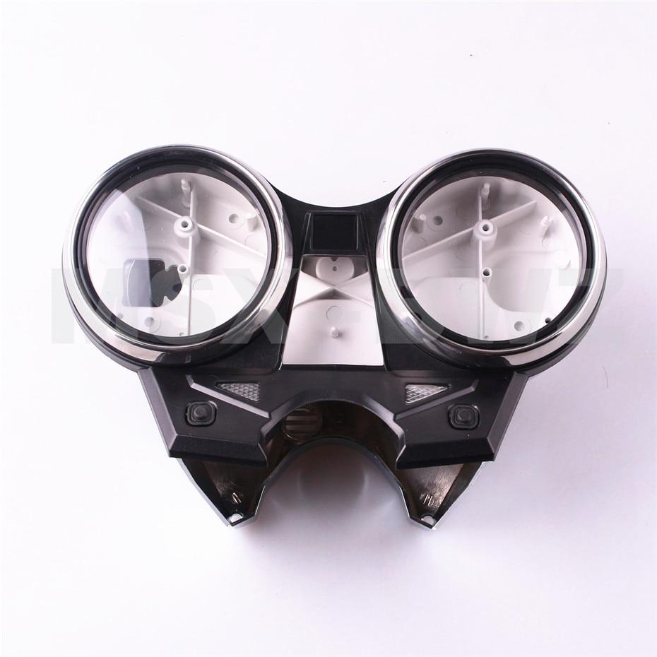 ФОТО For HONDA CB1300 2004 - 2008 New Speedometer Tachometer Speedo Tacho Gauge Cover Speed Clock Motorcycle Accessories