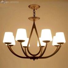 Lámpara de araña clásica Retro americana jw_lámpara colgante Industrial creativa para salón comedor Bar Café restaurante Decoración