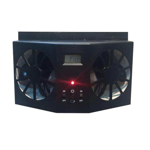 12 V Salida De Aire Frio Del Ventilador Del Refrigerador Del Coche