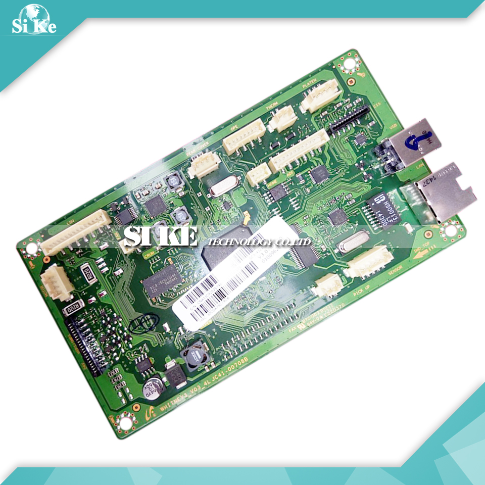 Laser Printer Main Board For Samsung SCX-4321NS SCX4321NS SCX 4321NS 4321 Formatter Board Mainboard Logic Board laser printer main board for samsung scx 4100 scx 4100 scx4100 formatter board mainboard logic board