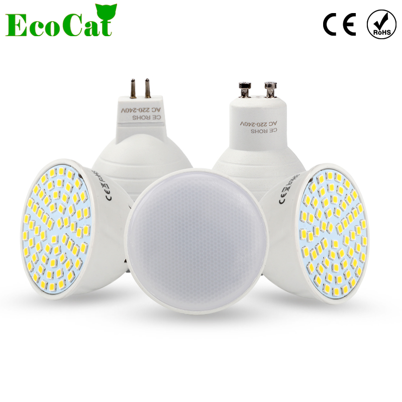 LED Lamp GU10 6W MR16 4W 3W 2W 220V AC 240V cold white Lampada LED Bulb Bombillas LED Lamp Spotlight светодиодный прожектор levy 50pcs lot mr16 3 2w mr16 12b 3 2w 6w