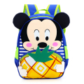 Cheap and Cool! New 2016Mickey Mouse Kid Bag Backpack Children School Bag For Girl Boy Student School Backpack Mochila Infantil