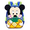 Cheap and Cool! New 2016Mickey Mouse Kid Bag Backpack Children School Bag For Girl Boy Student School Backpack Mochila Infantil