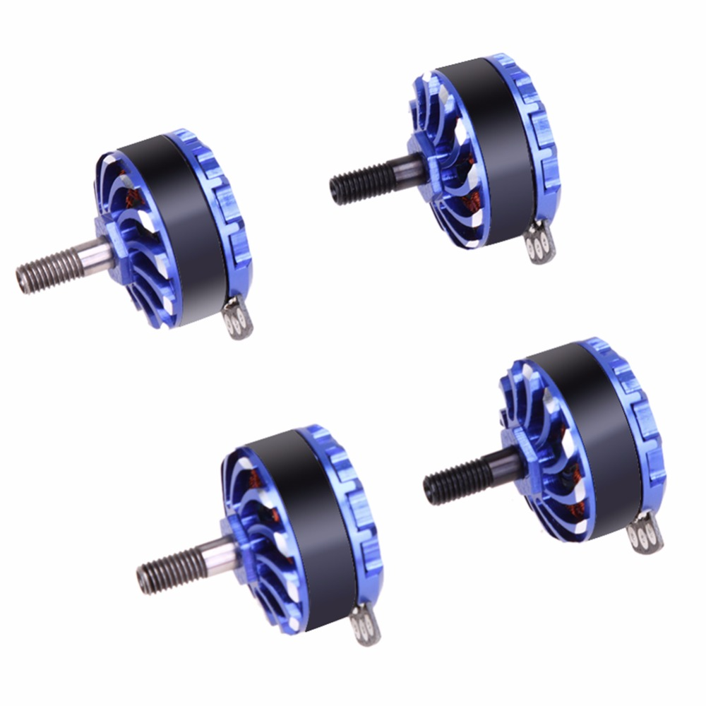 4pcs/set FR2305 2-4S CW/CCW 2450KV Brushless Motor for FPV Racer lhi fpv 4x mt2206 2300kv cw ccw fpv brushless motor 2 4s 4 pcs racerstar rs20a lite 20a blheli s bb1 2 4s brushless esc