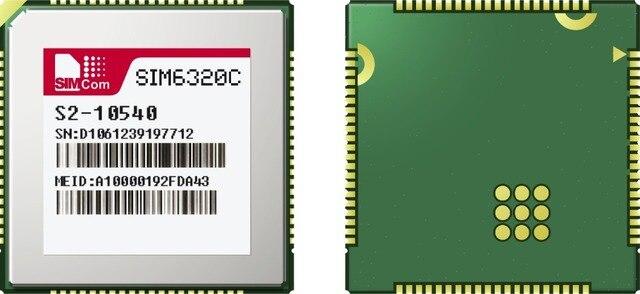 SIM6320C  Simcom  3G 100% New&Original Genuine Distributor In the stock CDMA 1xRTT/EV-DO module 1PCS Free Shipping
