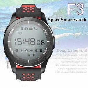 NO.1 F3 Sports Smartwatch Blue