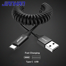 цена на Spring Usb-C 3.0 Type C Cable Fast Charging Data Cable For Samsung S8 Nokia N1 Chromebook Pixel 2 Huawei P9 Xiaomi C4 Gionee M5