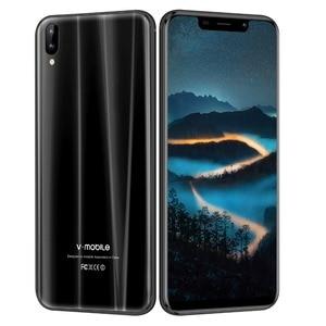 """Image 2 - Teeno vmobile xs pro telefone móvel android 7.0 5.84 """"19:9 tela hd 3 gb + 32 gb 13mp câmera celular smartphone desbloqueado telefones celulares"""